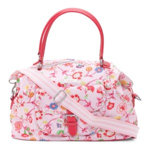 Oilily Overnight Diaper Carryon Carry-on Tote Satchel in Multi