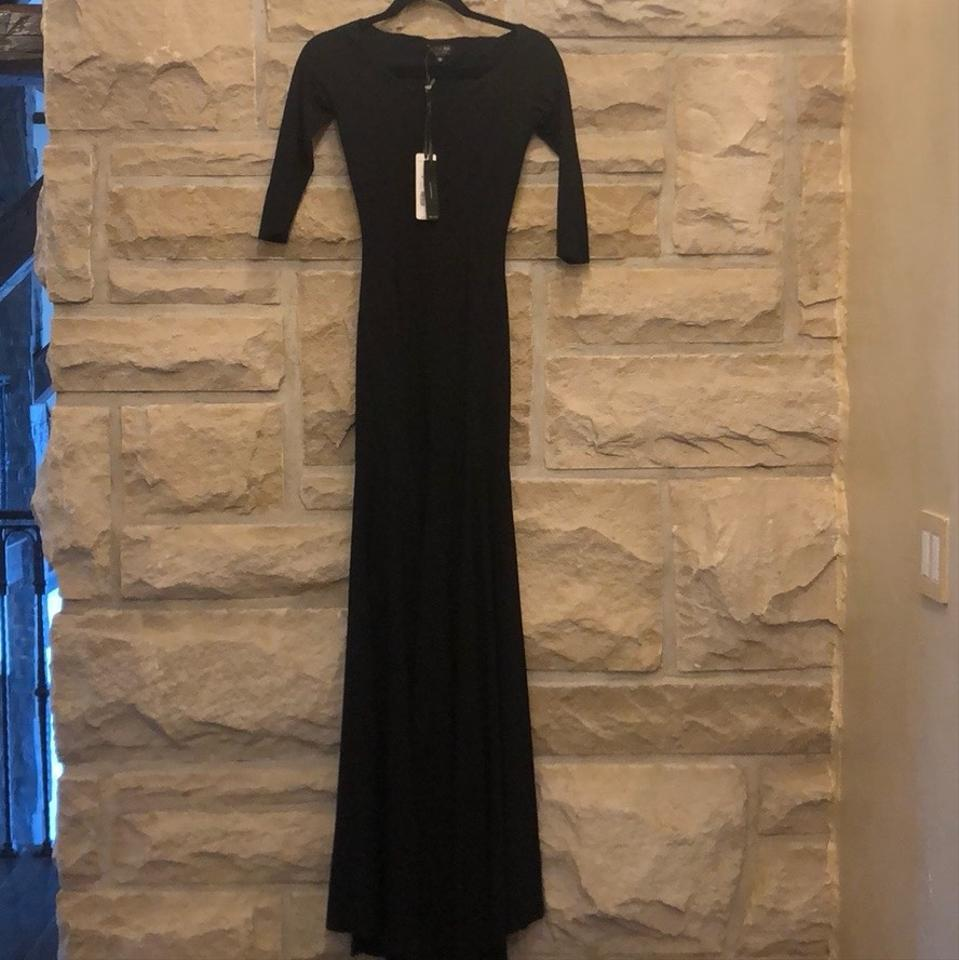 La Petite Robe di Chiara Boni Black Women s Estelle Off-the-shoulder ... e1daf5fc3
