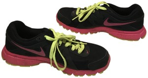 Nike black with pink Athletic