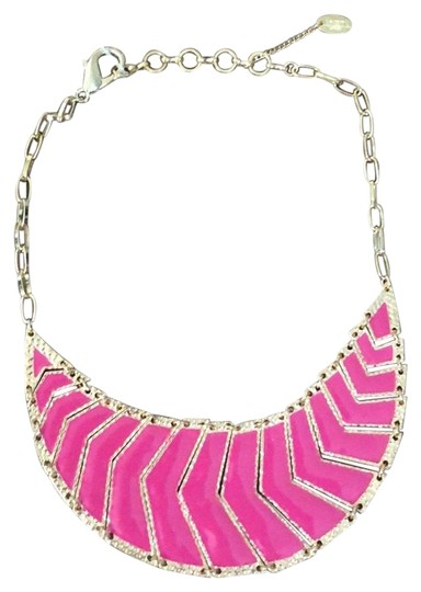 Preload https://img-static.tradesy.com/item/24490205/gold-and-fuschia-nkc154-necklace-0-1-540-540.jpg