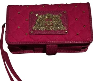 Juicy Couture Hot Pink Juicy Couture Wallet