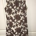 MILLY short dress brown and white on Tradesy Image 2