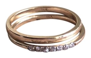 Shahla Karimi Shahla Karimi Eternity Band No.1 & Gold Band