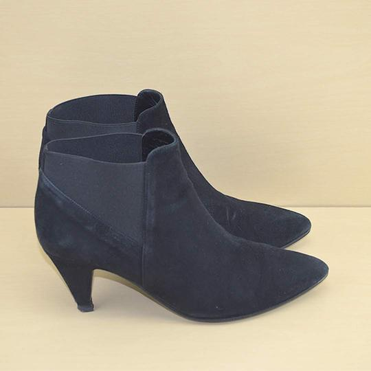 Kate Spade Winter Suede BLACK Boots Image 2