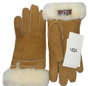 UGG Australia Genuine Dyed Shearling Bronte Gloves