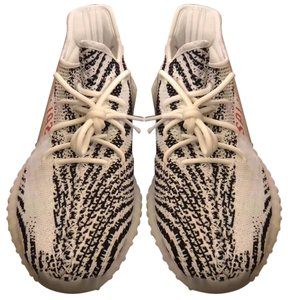 adidas X Yeezy white / core black / red Athletic