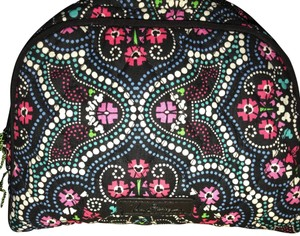 Vera Bradley Medium Cosmetic Bag In Medallion