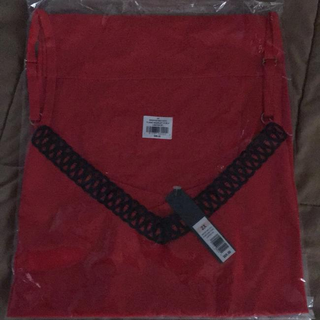 The Limited Top red/black Image 2