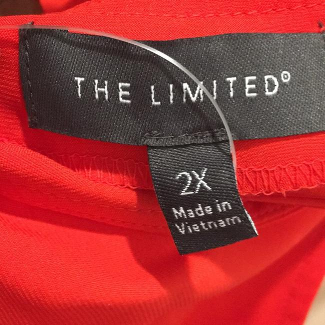 The Limited Top red/black Image 7