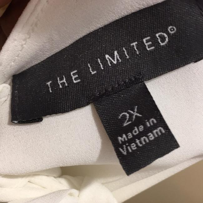 The Limited Top Black/marshmallow beige or off white Image 6