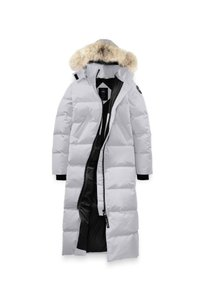 Canada Goose Down Parka Calf Length Mystique Coat