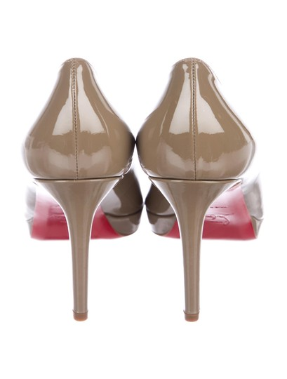 Christian Louboutin Red Bottom Simple Pumps Image 3