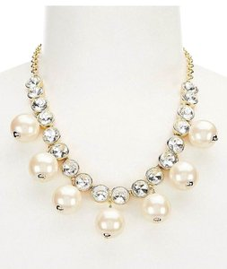 Kate Spade Kate Spade Crystal & Pearl Necklace NWT