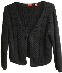 Valerie Stevens Shrug Cotton Night Out Sweater Jacket Cardigan