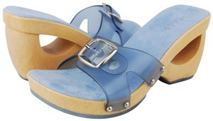Bakers Blue Mules