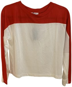 Ragdoll Casual Top Red
