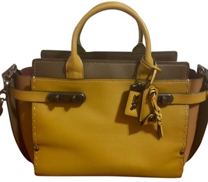 Coach 1941 Satchel in Flax