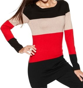 INC International Concepts Colorblock Sweater