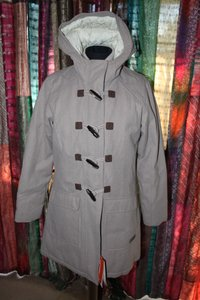 Merrell Duffel Water-resistant Warm New With Tags Trench Coat
