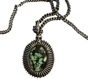 King Baby King Baby Necklace with Turquoise Pendant