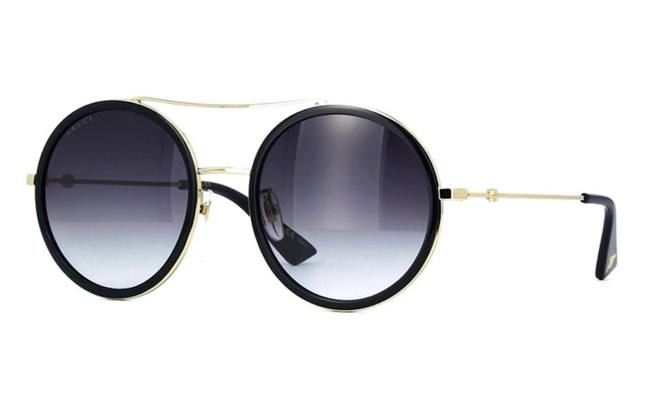 f33707af5f Gucci Rounded Gucci Style GG 0061S 001 - FREE 3 DAY SHIPPING Rounded Image  0 ...