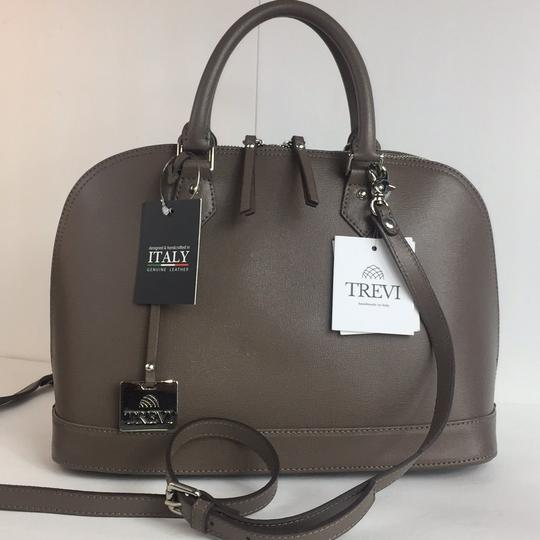 Trevi Satchel in taupe Image 3