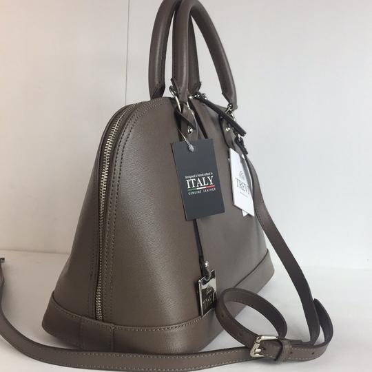 Trevi Satchel in taupe Image 6