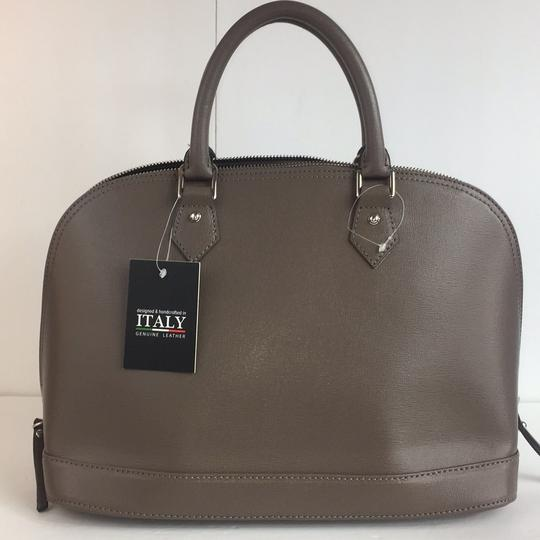 Trevi Satchel in taupe Image 7