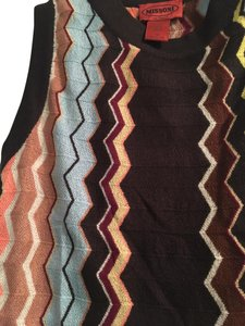 Missoni for Target short dress Brown/multi on Tradesy