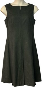 Ellen Tracy short dress Gray on Tradesy