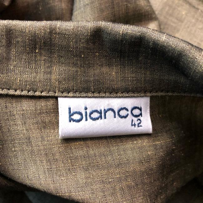 Bianca Germany Button Down Shirt Brown Image 4