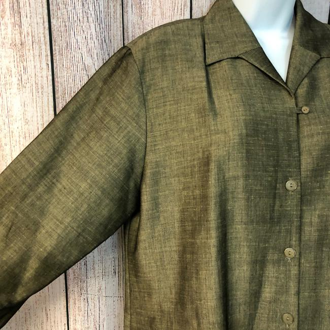 Bianca Germany Button Down Shirt Brown Image 2