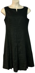 Ellen Tracy short dress Black Linda Allard on Tradesy