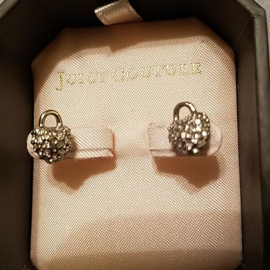 Juicy Couture Chic Juicy Couture Heart Studs Image 2