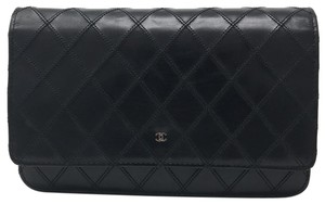 Chanel Woc Wallet On Chain Double Flap Classic Cross Body Bag
