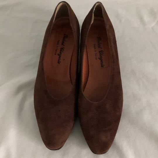 Robert Clergerie brown Pumps Image 1