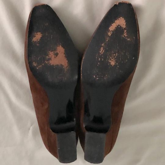 Robert Clergerie brown Pumps Image 6