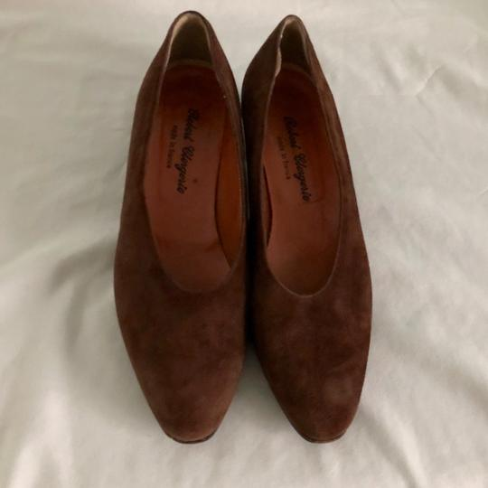 Robert Clergerie brown Pumps Image 7