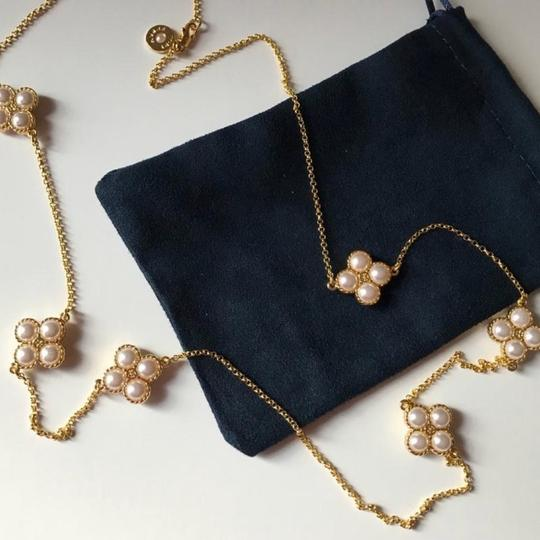 Tory Burch Kate Spade Clover Rope Pearl 2-Piece Set Image 3