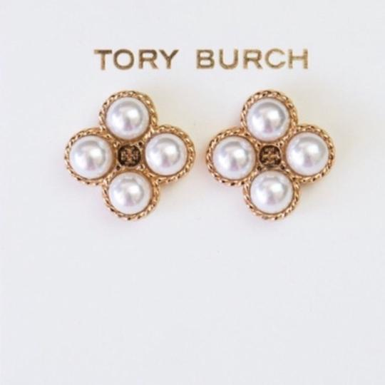 Tory Burch Kate Spade Clover Rope Pearl 2-Piece Set Image 5