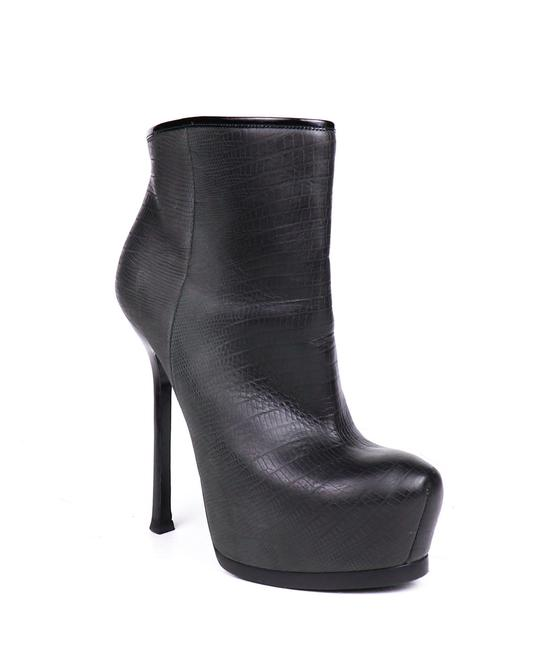 Item - Black Yves Ankle Boots/Booties Size US 5.5 Narrow (Aa, N)
