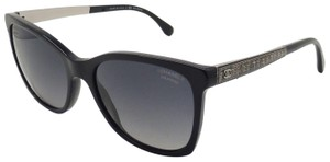Chanel CHANEL 5348 Square BUTTERFLY Polarized CC LOGO