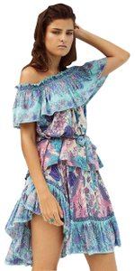 f9a41551170c Spell & the Gypsy Collective Black Queen Floral Romper/Jumpsuit ...