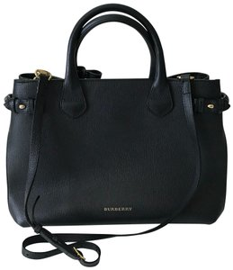 Burberry Tote in black check