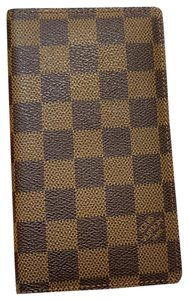 Louis Vuitton Agenda De Posh Planner Checkbook Wallet