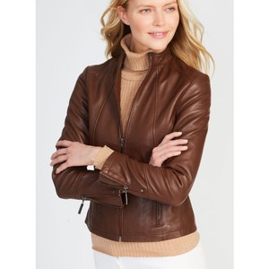 J. McLaughlin Motorcycle Jacket