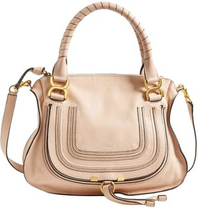 Chloé Satchel in Blush