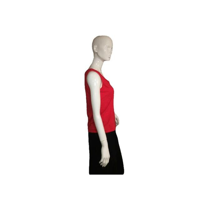 Talbots Top Red Image 1