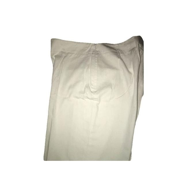Talbots Relaxed Pants White Image 1