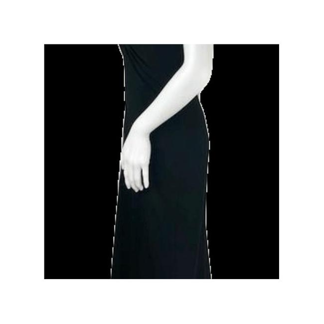 Black Maxi Dress by Laundry by Shelli Segal Image 2